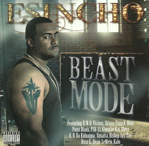 "ESINCHO ""BEAST MODE"" (USED CD)"