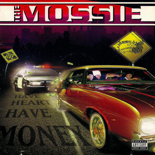"THE MOSSIE ""HAVE HEART HAVE MONEY"" (USED CD)"