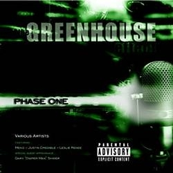 "VARIOUS ""THE GREENHOUSE EFFECT: PHASE ONE"" (NEW CD)"