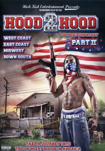 "HOOD 2 HOOD ""THE BLOCKUMENTARY PART II"" (USED DVD)"