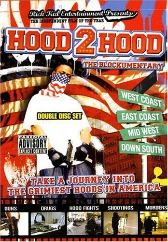 "HOOD 2 HOOD ""THE BLOCKUMENTARY"" (USED DVD)"