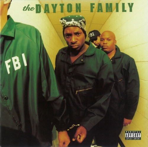 "THE DAYTON FAMILY ""F.B.I."" (USED CD)"