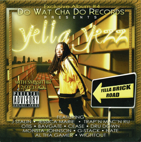 "YELLA YEZZ ""YELLA BRICK ROAD"" (USED CD)"