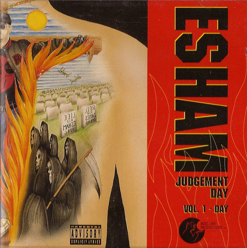 "ESHAM ""JUDGEMENT DAY: VOL. 1 - DAY"" (USED CD)"