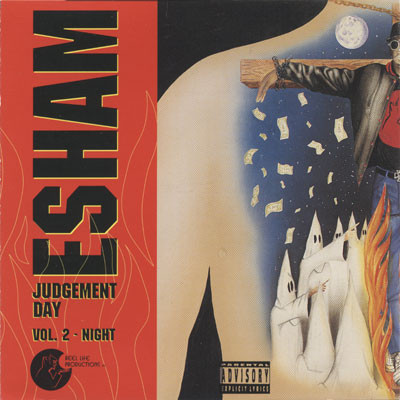 "ESHAM ""JUDGEMENT DAY: VOL. 2 - NIGHT"" (USED CD)"