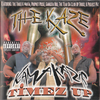 "THE KAZE ""KAMAKAZIE: TIMEZ UP"" (NEW CD)"