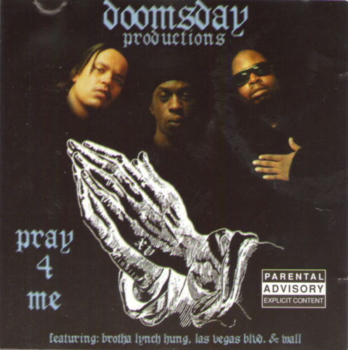"DOOMSDAY PRODUCTIONS ""PRAY 4 ME"" (USED CD)"