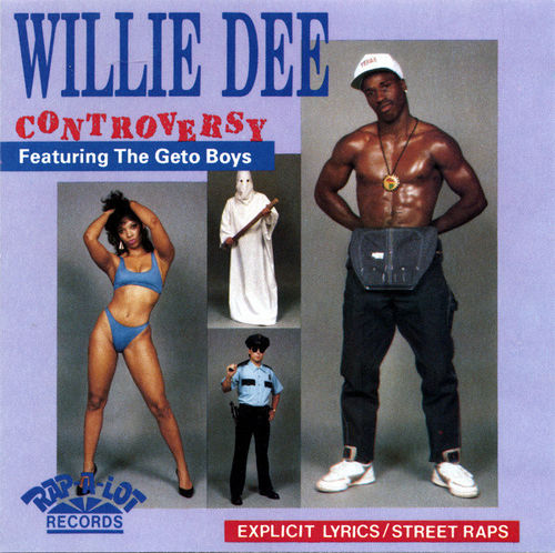 "WILLIE DEE ""CONTROVERSY"" (USED CD)"
