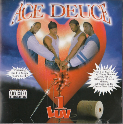 "ACE DEUCE ""1 LUV"" (USED CD)"