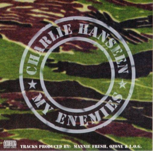 "CHARLIE HANSEEN ""MY ENEMIES"" (USED CD)"