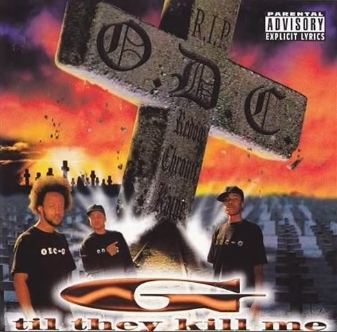 "O.D.C. ""G TIL THEY KILL ME"" (USED CD)"