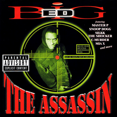 "BIG ED ""THE ASSASSIN"" (USED CD)"