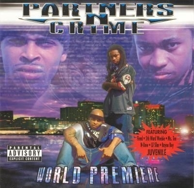 "PARTNERS N CRIME ""WORLD PREMIERE"" (USED CD)"