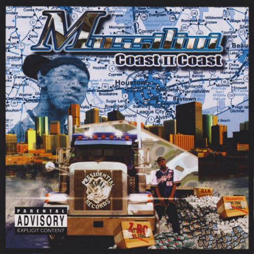 "MUSSILINI ""COAST II COAST"" (USED CD)"