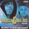 "YUNGSTAR & DEN DEN ""CROOKED PROFIT VOL. 1: BALLIN' UNDERGROUND"" (USED CD)"