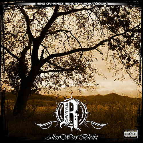 "REECO ROMARO ""ALLES WAS BLEIBT"" (NEW CD)"