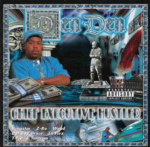 "DEN DEN ""CHIEF EXECUTIVE HUSTLER"" (USED CD)"