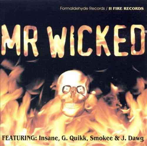 "MR WICKED ""MR WICKED"" (USED CD)"