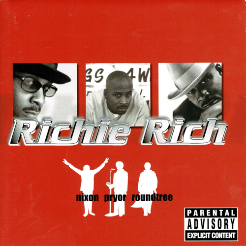 "RICHIE RICH ""NIXON PRYOR ROUNDTREE"" (USED CD)"