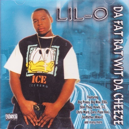 "LIL' O ""DA FAT RAT WIT DA CHEEZE"" (USED CD)"