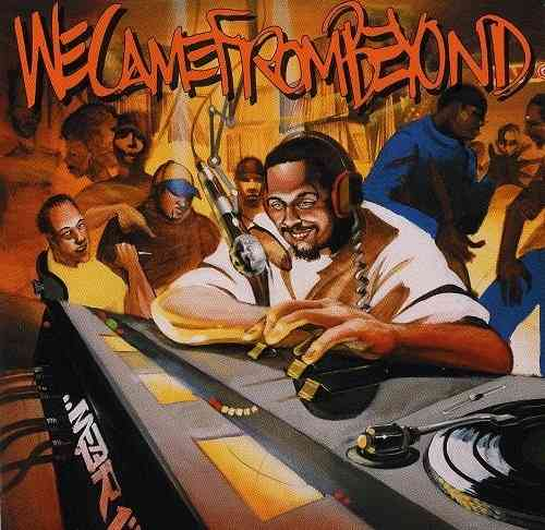 "VARIOUS ARTISTS ""WE CAME FROM BEYOND"" (USED CD)"