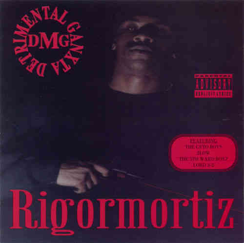 "DMG ""RIGORMORTIZ"" (USED CD)"