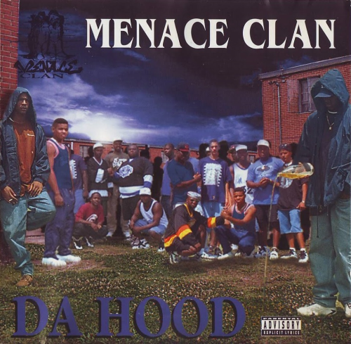"MENACE CLAN ""DA HOOD"" (USED CD)"