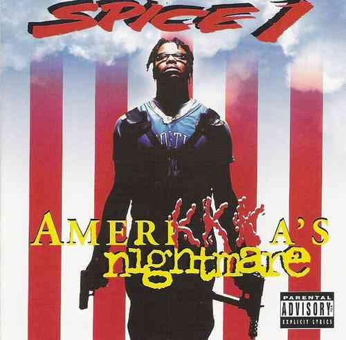 "SPICE 1 ""AMERIKKKA'S NIGHTMARE"" (USED CD)"