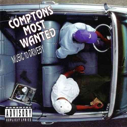 "COMPTONS MOST WANTED ""MUSIC TO DRIVEBY"" (USED CD)"