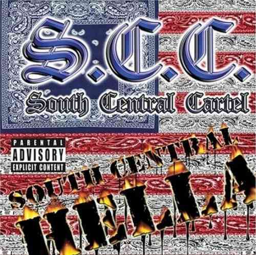 "SOUTH CENTRAL CARTEL ""SOUTH CENTRAL HELLA"" (USED CD)"