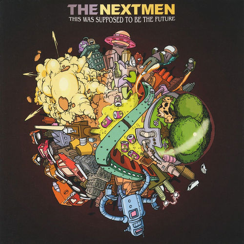 "THE NEXTMEN ""THIS WAS SUPPOSED TO BE THE FUTURE"" (USED CD)"
