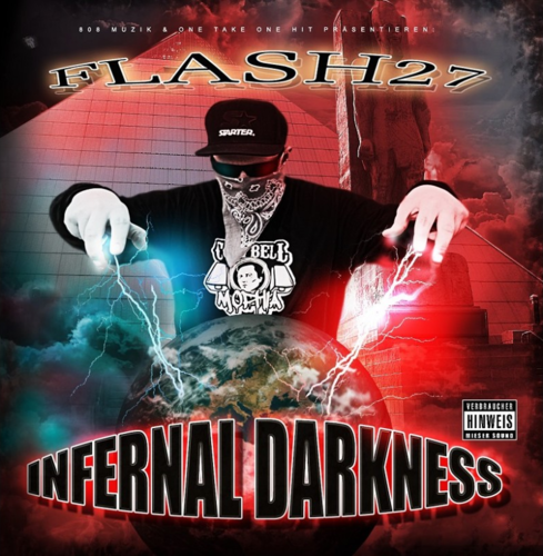 "FLASH27 ""INFERNAL DARKNESS"" (NEW CD)"