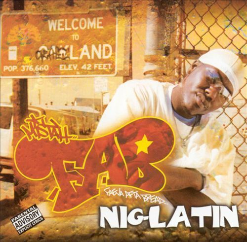 "MISTAH F.A.B. ""NIG-LATIN"" (USED CD)"