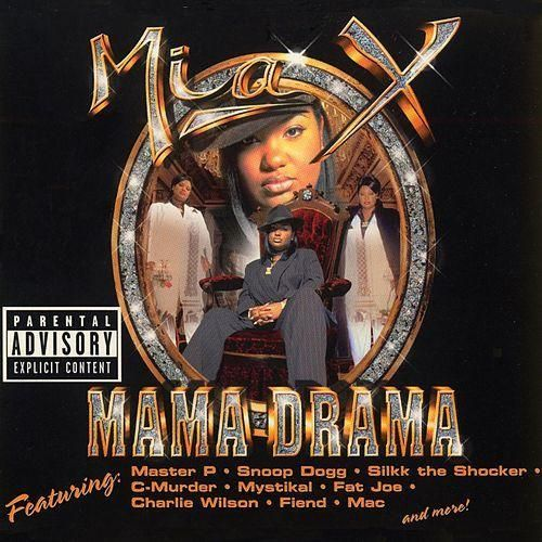 "MIA X ""MAMA DRAMA"" (USED CD)"