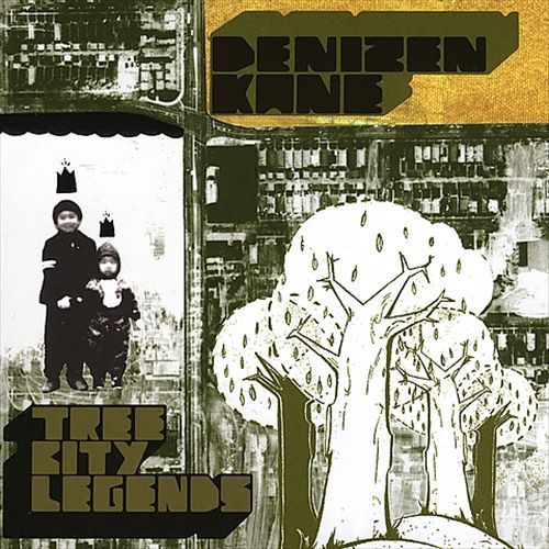 "DENIZEN KANE ""TREE CITY LEGENDS"" (USED CD)"