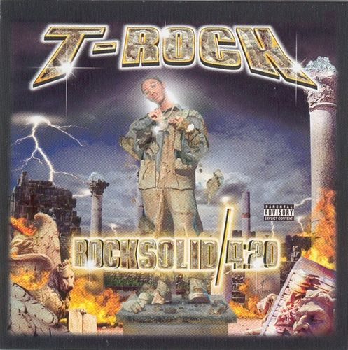 "T-ROCK ""ROCK SOLID 4:20"" (USED CD)"