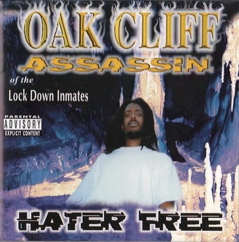 "OAK CLIFF ASSASSIN ""HATER FREE"" (USED CD)"