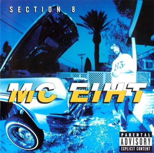 "MC EIHT ""SECTION 8"" (USED CD)"