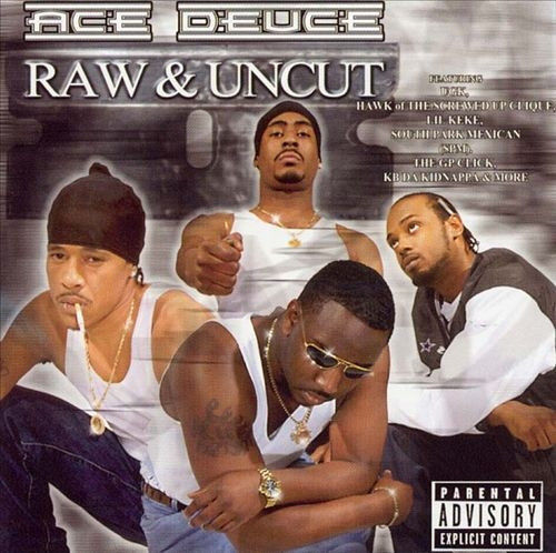 "ACE DEUCE ""RAW & UNCUT"" (USED CD)"