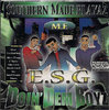 "SOUTHERN MADE PLAYAZ M.F. E.S.G. ""DOIN' DEM BOYZ"" (USED CD)"
