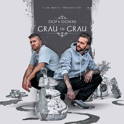"DOP & DONNI ""GRAU IN GRAU"" (NEW CD)"