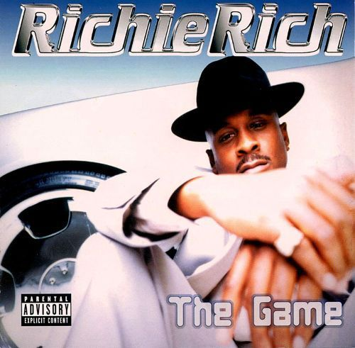 "RICHIE RICH ""THE GAME"" (USED CD)"