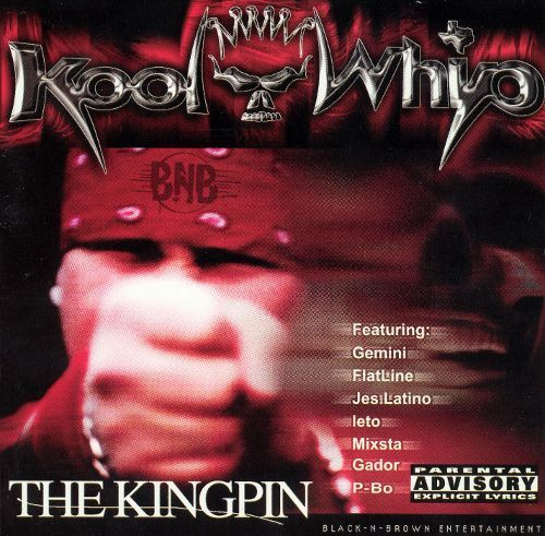 "KOOL WHIP ""THE KINGPIN"" (USED CD)"