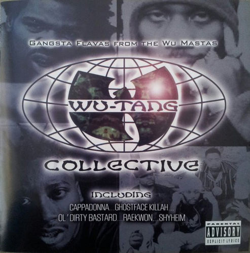 "VARIOUS ARTISTS ""WU-TANG COLLECTIVE"" (USED CD)"