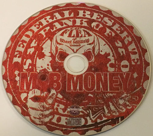 "LIL' FLEA OF STREET MILITARY ""MOB MONEY VOL. 1"" (NEW CD)"