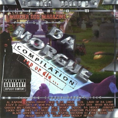 "LOU NUTT PRESENTS ""DA MORGUE COMPILATION"" (USED CD)"