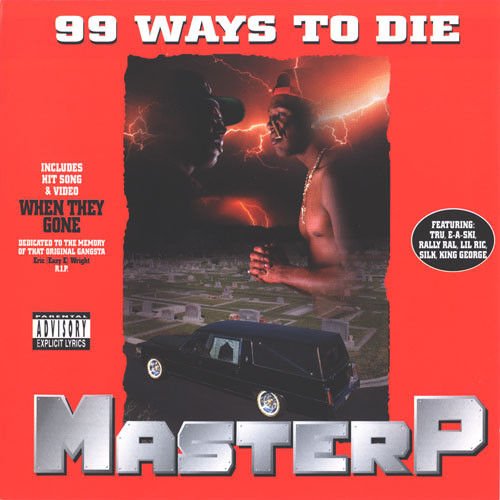 "MASTER P ""99 WAYS TO DIE"" (USED CD)"