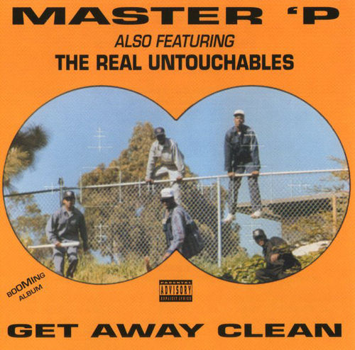 "MASTER P ""GET AWAY CLEAN"" (USED CD)"