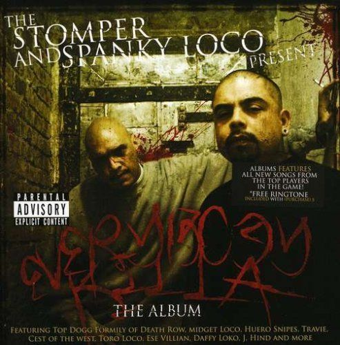 "THE STOMPER & SPANKY LOCO PRESENT ""EVERYBODY KILLA"" (USED CD)"