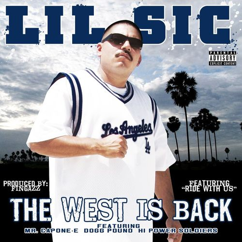"LIL SIC ""THE WEST IS BACK"" (USED CD)"